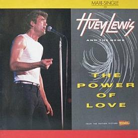 Huey Lewis And The News - The Power Of Love (Maxi Single)