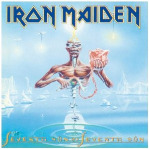 Seventh Son of a Seventh Son album sleeve