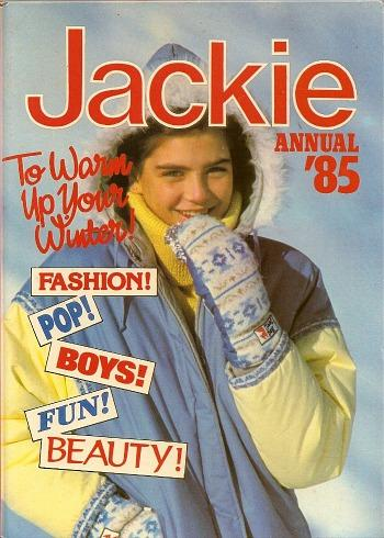 Jackie Annual 1985