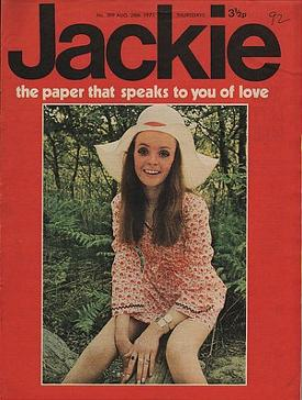 Jackie Magazine 28th August 1971