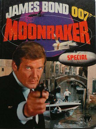 James Bond 007 Moonraker Special Annual 1979