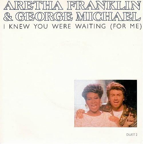 FEB 18 - ARETHA FRANKLIN AND GEORGE MICHAEL - I Knew You Were Waiting (For Me). A look back at the classic duet from 1987.