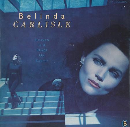 JAN 3 - BELINDA CARLISLE - HEAVEN IS A PLACE ON EARTH. The No.1 hit from 1987 with original video and lyrics.