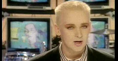 Everything I Own - Boy George video screenshot thumbnail