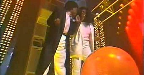 David Grant and Jaki Graham on Top of the Pops