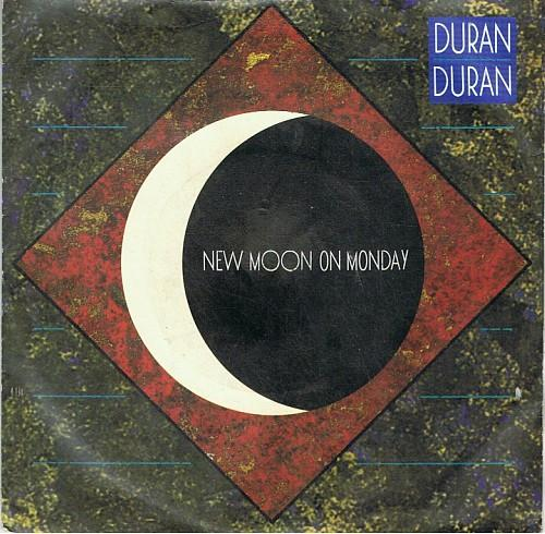 FEB 2 - DURAN DURAN - NEW MOON ON MONDAY - the second single from Seven and the Ragged Tiger was a top ten hit in 1984.