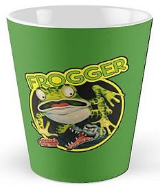 MAR 30 - FROGGER GIFT SHOP - a wide range of gifts and collectibles.