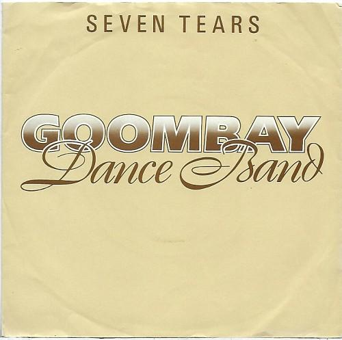 Seven Tears UK vinyl sleeve (1982) - Goombay Dance Band