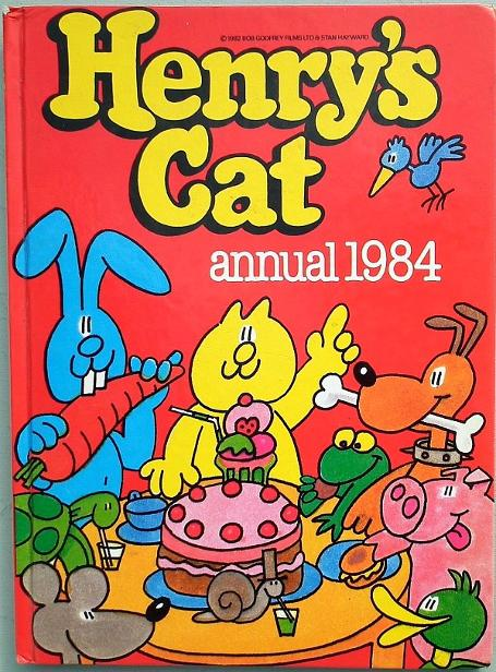 Henry's Cat Annual 1984