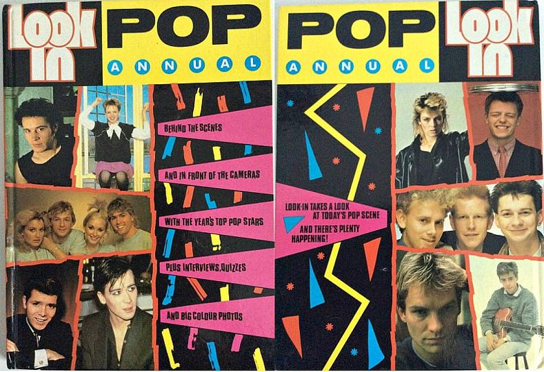 Look-In Pop Annual 1982