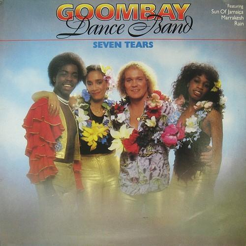 Seven Tears LP (UK) - Goombay Dance Band