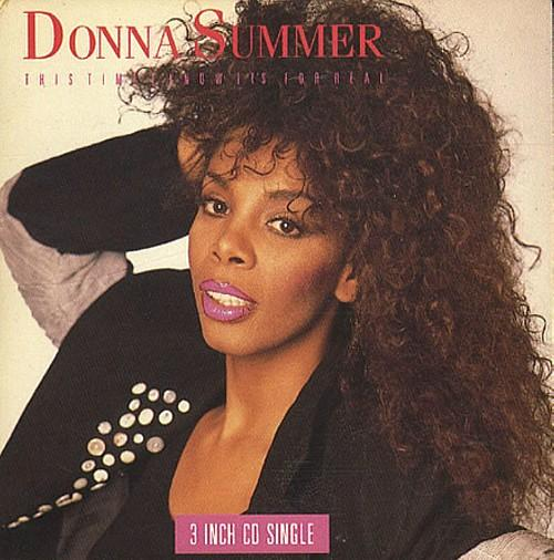 MAR 16 - DONNA SUMMER - THIS TIME I KNOW IT'S FOR REAL - a review of the hit song from 1989 with video and lyrics