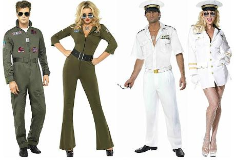 17a304160f43 Top Gun Fancy Dress Costumes at Simplyeighties.com