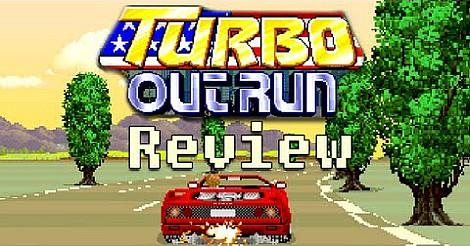 Turbo Outrun Review Banner