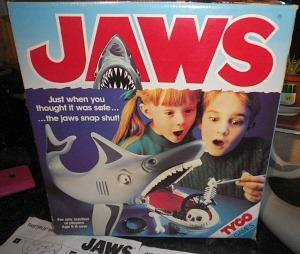 1970s Jaws game by Tyco