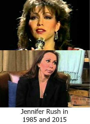 30 years of Jennifer Rush - 1985 amd 2015