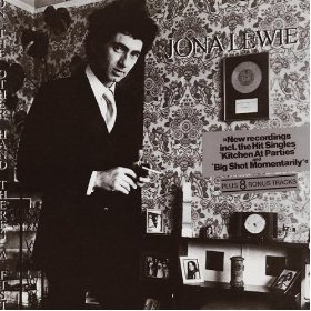 Jona Lewie - On The Other Hand There's A Fist - Album Sleeve