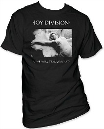 Joy Division T-Shirt - Love Will Tear Us Apart