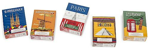 Chocolate Cigarettes World Travel Pack