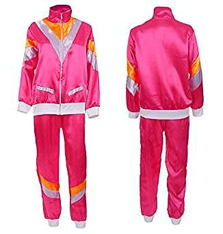 Oink 80s Shell Suit