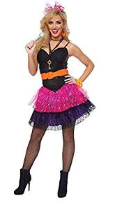 Cyndi Lauper 80s Fancy Dress Costume