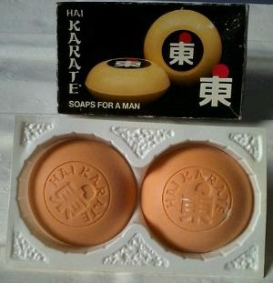Hai Karate Soap Set