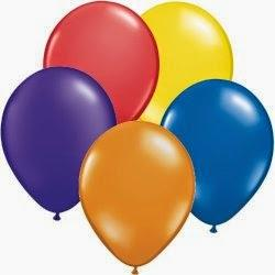 Traditional Party Balloons
