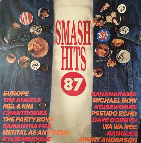 Smash Hits '87 LP