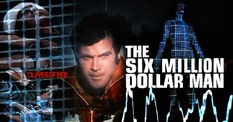 The Six Million Dollar Man TV show titles