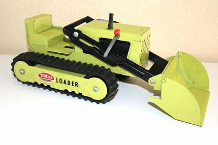 Tonka Loader (1970s) metal