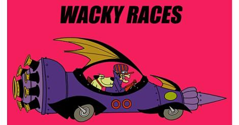 Dastardly & Muttley in Wacky Races
