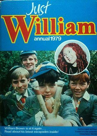 Just William Annual 1979