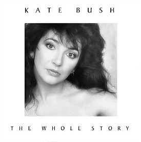Kate Bush The Whole Story - Best Of
