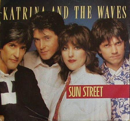 Katrina and the Waves - Sun Street - vinyl picture disc 7 inch