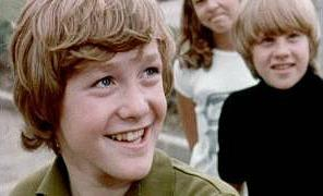 Keith Chegwin in the 1971 Cycling Safety Film