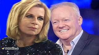 Katie Hopkins and Keith Chegwin - Celebrity Big Brother 2015