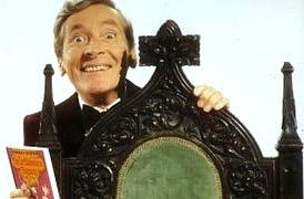 Kenneth Williams on Jackanory