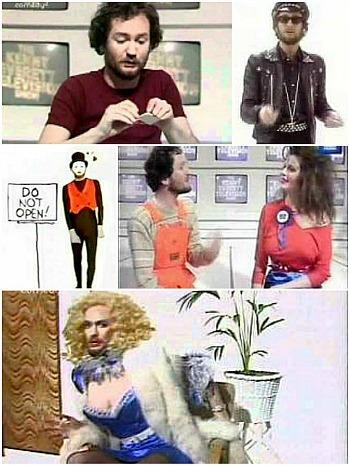 The Kenny Everett Television Show montage