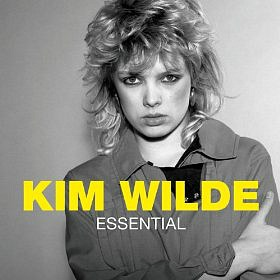 Kim Wilde - Essential (album sleeve)
