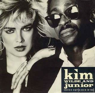 Kim WIlde and Junior - Another Step Closer Tou You - single 7