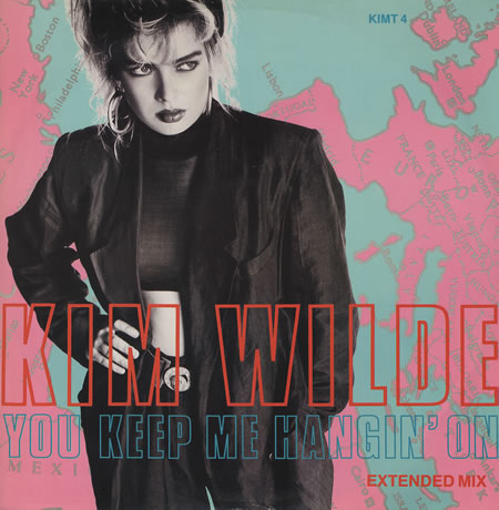 Kim Wilde You Keep Me Hangin' On 12