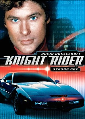 Original Knight Rider DVD's