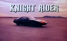 Knight Rider title card