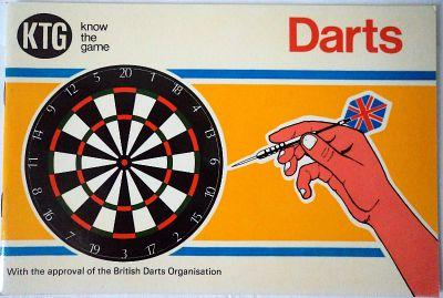 Know The Game Darts by Derek Brown (1981 E P Publishing)