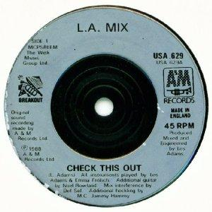 L. A. Mix - Check This Out 7