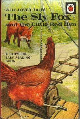 Ladybird The Sly Fox and the Little Red Hen (1968)