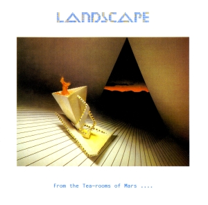 From The Tea Rooms Of Mars - Album front cover - Landscape