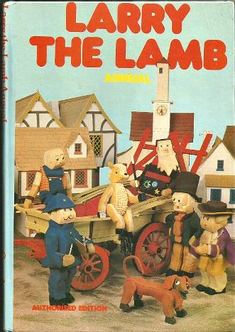 Larry The Lamb Annual 1981