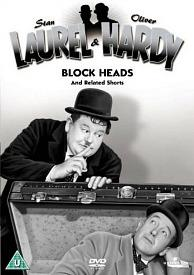 Laurel & Hardy - Block Heads DVD