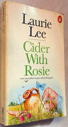 Laurie Lee Cider With Rosie (Penguin paperback from 1981)